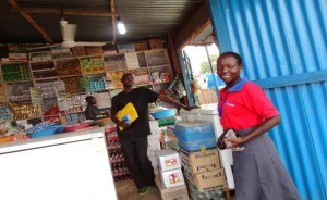 In South Sudan, USAID microfinance programs have helped Adam and nearly 10,000 others open new businesses and provide for their families. Economic growth and sustainability will be especially important to the development and stability of the world's newest country. Photo Credit: FSL
