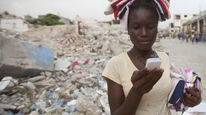 USAID is helping Haiti increase financial inclusion through the advance of mobile money. Photo Credit: USAID