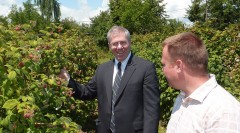 Eric Postel, Assistant Administrator of the Bureau for Economic Growth, Education, and Environment (E3) Photo Credit: USAID