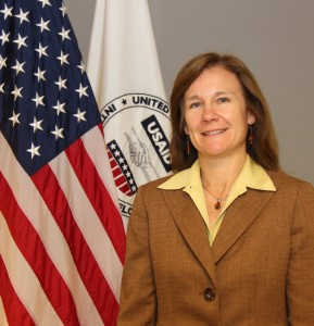 Susan Reichle is the Assistant to the Administrator for USAID's Bureau of Policy, Planning and Learning. Credit: USAID