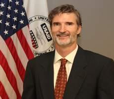 Chris Milligan serves as mission director to USAID/Burma Photo Credit: USAID