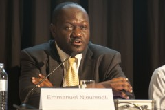 Emmanuel Njeuhmeli serves as Senior Biomedical Prevention Advisor at the Office of HIV/AIDS.