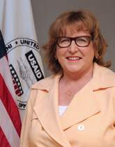 Dr. Maura O'Neill is the chief innovation officer and senior counselor to the administrator at USAID.