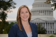 Kathleen Strottman is the Executive Director at the Congressional Coalition on Adoption Institute. Photo Credit: CCAI.
