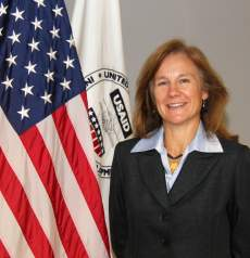 Susan Reichle is the Assistant to the Administrator for USAID's Bureau of Policy, Planning and Learning. Photo Credit: USAID.