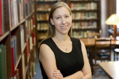 Cyanne Loyle is Assistant Professor of Political Science and International Studies at West Virginia University. Photo credit: West Virginia University