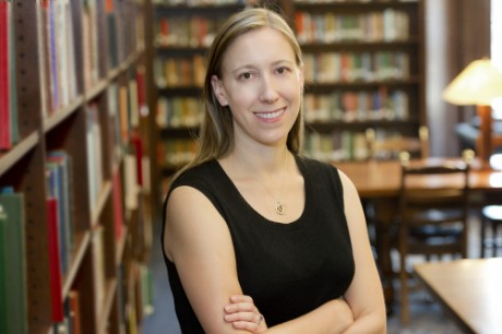 Cyanne Loyle is Assistant Professor of Political Science and International Studies at West Virginia University. Photo credit: West Virginia University