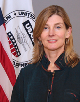 Nancy Lindborg is the Assistant Administrator for the Bureau for Democracy, Conflict and Humanitarian Assistance. Photo Credit: USAID