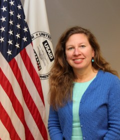 Sarah Mendelson serves as deputy assistant administrator for Democracy, Conflict and Humanitarian Assistance