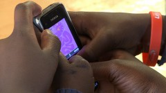 USAID harnesses the power of mobile phones to achieve results.