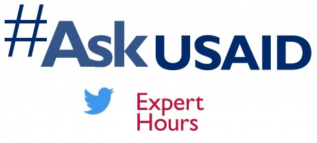 USAID will hold #AskUSAID Expert Hour on a monthly basis on Twitter. Photo credit: USAID