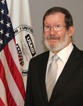 David Eckerson serves as Counselor at USAID