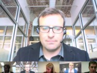 USAID, US News and GAIN participated in a Google Hangout on April 5. Photo credit: USAID