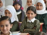 Students at the Aisha School. Photo credit: Emily Walker, USAID