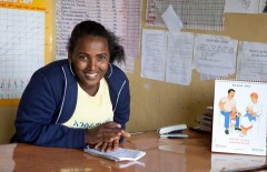 With support from USAID, Masreshah delivers reproductive health information and services to households in the Amhara region of Ethiopia.