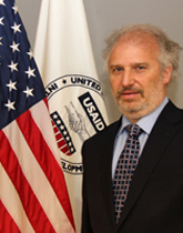 Larry Garber serves as deputy assistant administrator for Policy, Planning and Learning