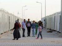 Syrian Refugees at a Camp in Kilis, Turkey. Photo credit: AP