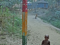Flood meter Bangladesh2