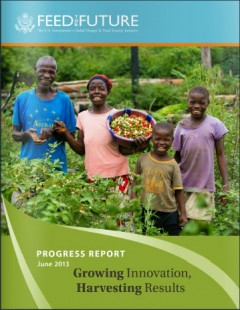 Feed the Future Progress Report 2013