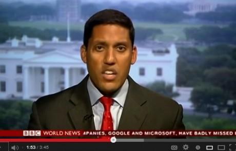 Raj shah bbc