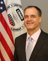 Tony Pippa is Deputy Assistant to the Administrator for the Bureau of Policy, Planning and Learning