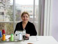 Iveta Tskhovrebashvili. Photo credit: USAID/Georgia