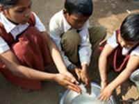Children benefit from handwashing. Photo credit: Lifebuoy