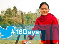 Join the conversation with @USAID on Twitter using #16days.