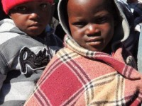 The Building Local Capacity Project has reached 57,223 orphans and vulnerable children (OCV) and caregivers with child health services in southern Africa. Photo credit: Management Sciences for Health