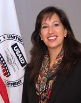 Paige Alexander serves as assistant administrator for Europe and Eurasia