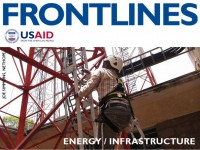 FrontLines January/February 2014: Energy / Infrastructure