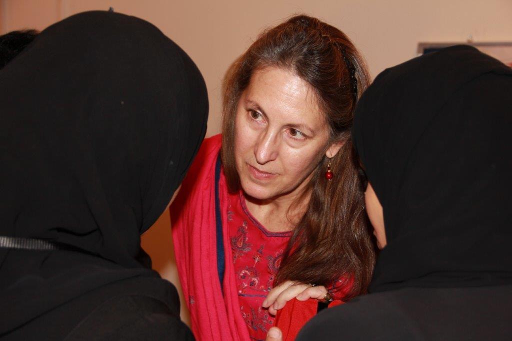 Deputy Assistant Administrator Elisabeth Kvitashvili in Yemen