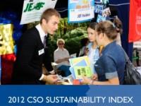 2012 CSO Sustainability Index cover
