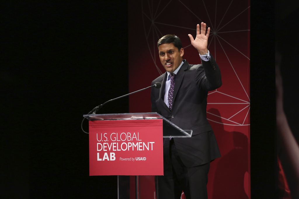 On April 3, U.S. Agency for International Development Administrator Rajiv Shah unveiled the U.S. Global Development Lab.