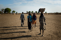 Violence and insecurity in South Sudan have forced more than 1 million people from their homes since mid-December. / Jacob Zocherman for Mercy Corps