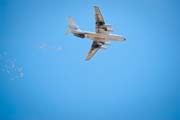 WFP airdrops in South Sudan