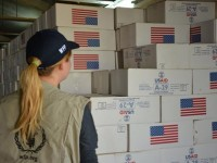USAID and The World Food Programme providing humanitarian aid to Iraq / USAID