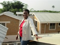 Chinwe Ohajuruka, an American educated architect and business women is creating a model for green and affordable housing units in Nigeria.