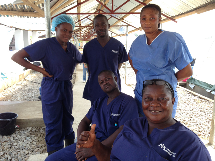 12.4.14-IMC-Lunsar-nurse-group-hero-shot-1-Photo-Carol-Han-USAID-OFDA