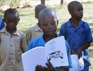 Rwanda Literacy Week celebrated reading and writing across the country. / Jonathan Padway, USAID