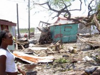 Jamaica is no stranger to extreme weather, having been slammed by some 50 hurricanes and tropical storms since modern-day record keeping began in the late 1880s. / Carol Han, USAID/OFDA