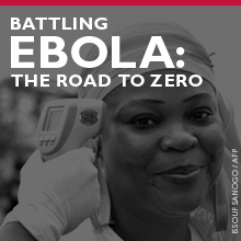 Ebola: Getting to Zero