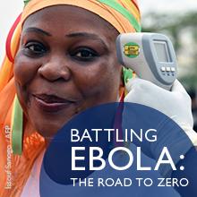 Ebola: Getting to Zero