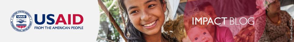 USAID Impact Photo Credit: USAID and Partne