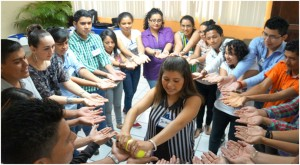In Nicaragua, partner organizations bring together hundreds of youth every year to foster democratic values and provide them with leadership skills. / Bartolomé Ibarra, National Democratic Institute