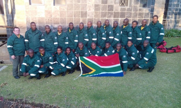 In six years, more than 3,600 South African fire personnel have received USAID-funded training. / U.S. Forest Service