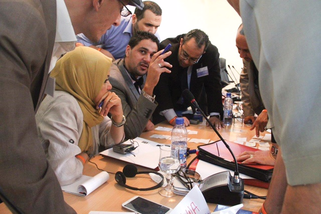 USAID supports consensus building for the national dialogue, constitution drafting and governing process in Libya.
