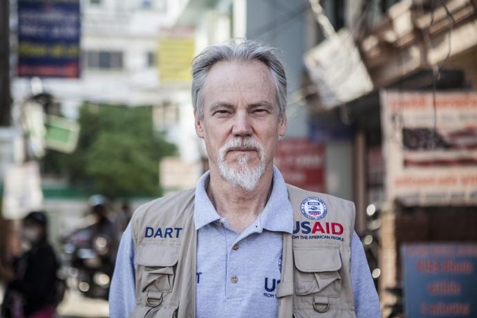 USAID Bill Berger head shot